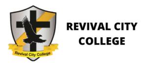 Revival City College Logo